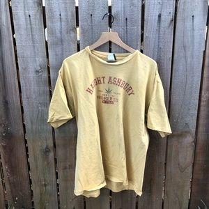 Vintage Haight and Ashbury SF Men's Shirt